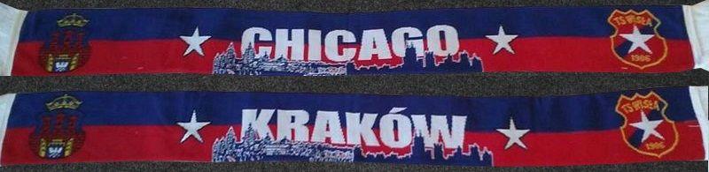 Szalik Chicago Wisła Kraków