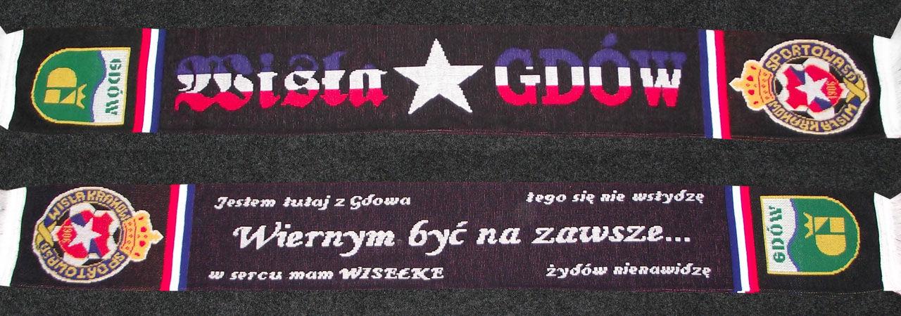 Szalik Gdów Wisła Kraków