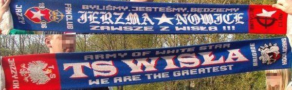 Szalik Jerzmanowice Wisła Kraków