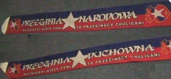 Szalik Przeginia Narodowa Wisła Kraków