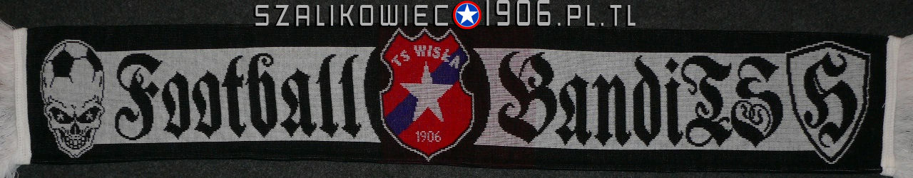 Szalik Football Bandits Wisła Kraków