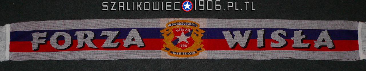 Szalik Forza Wisła Biały Wisła Kraków