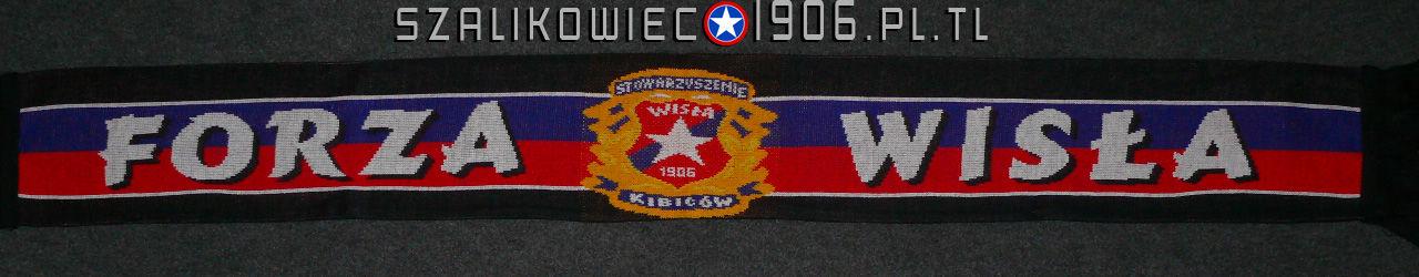 Szalik Forza Wisła Czary Wisła Kraków
