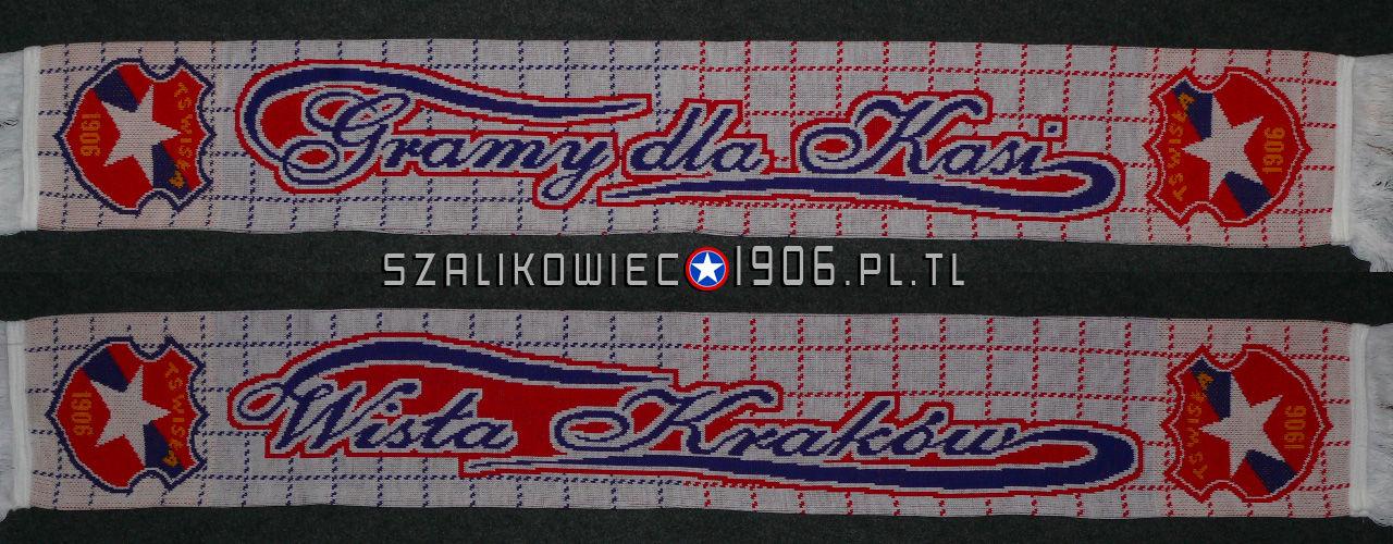 Szalik Gramy Dla Kasi Wisła Kraków