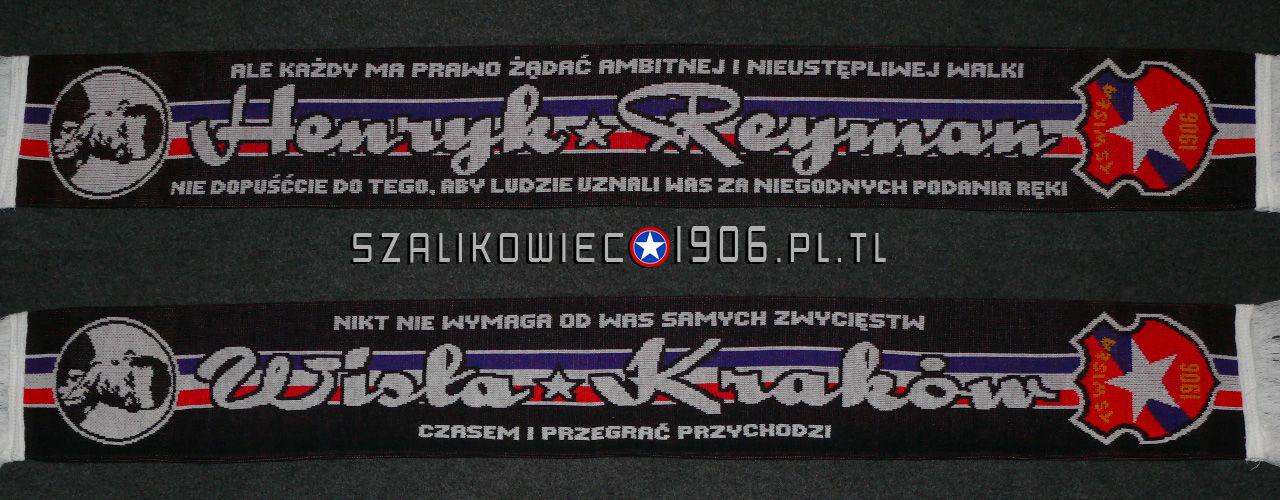Szalik Henryk Reyman Wisła Kraków