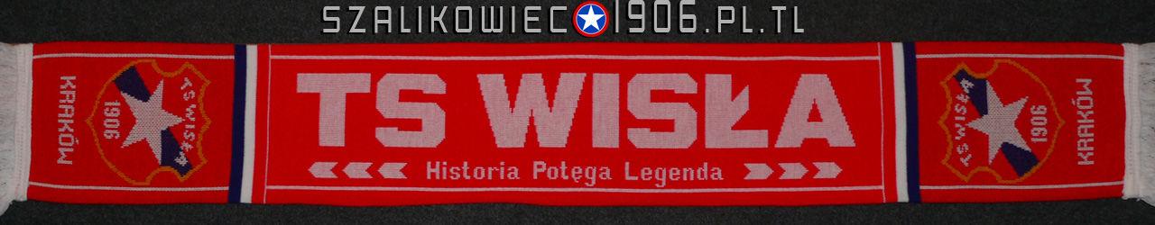 Szalik Historia Potęga Legenda Wisła Kraków