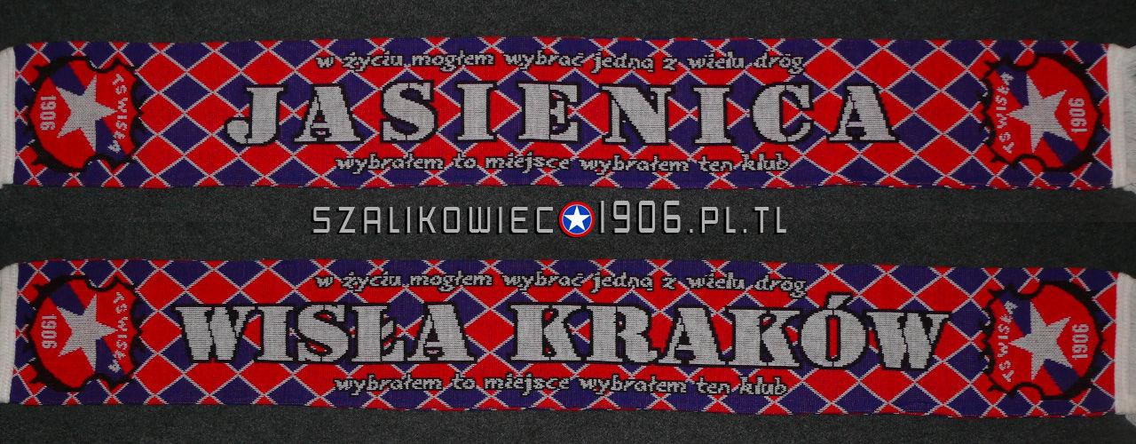 Szalik Wisła Kraków Jasienica