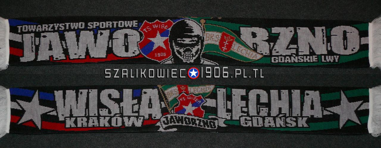 Szalik Wisła Kraków Jaworzno Wzór 4