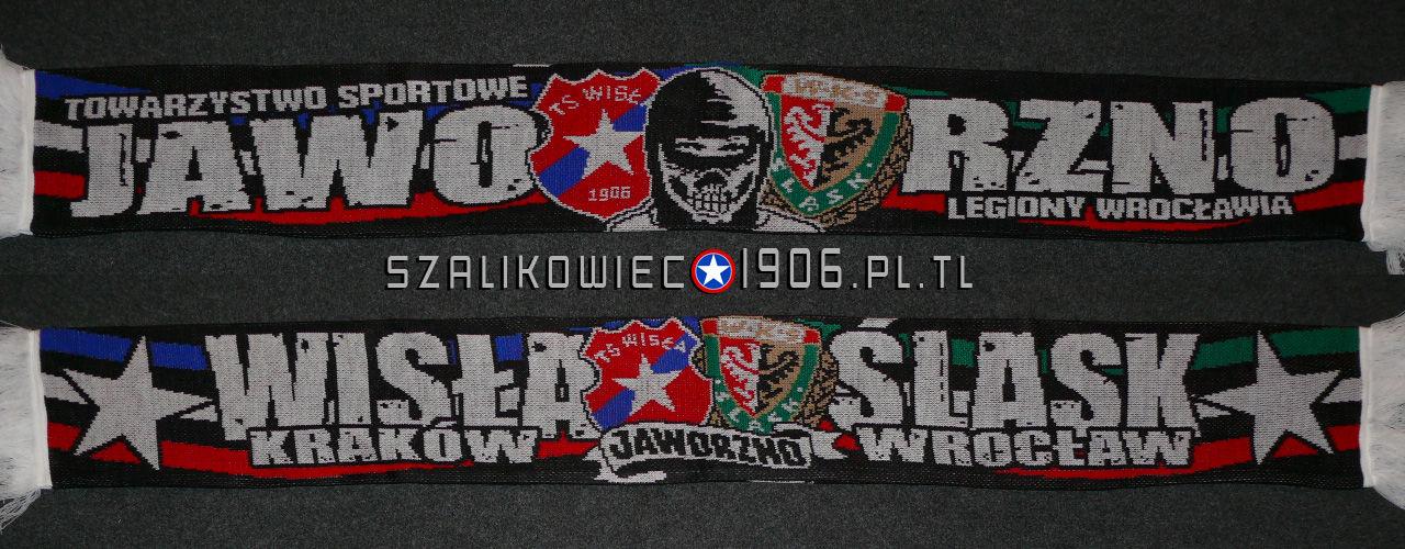 Szalik Wisła Kraków Jaworzno Wzór 5