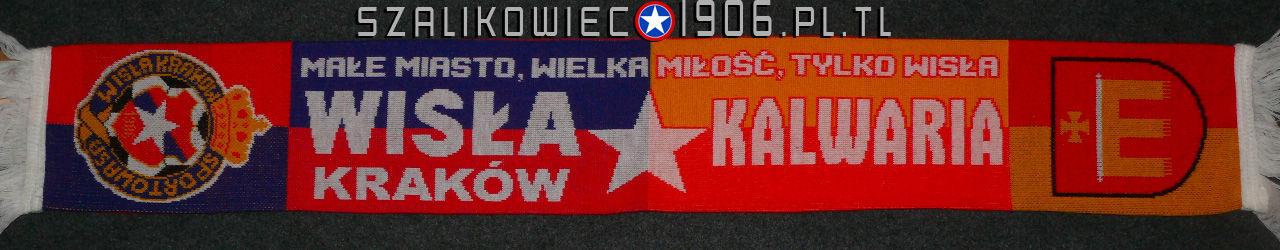 Szalik Wisła Kraków Kalwaria Zebrzydowska Wzór 1