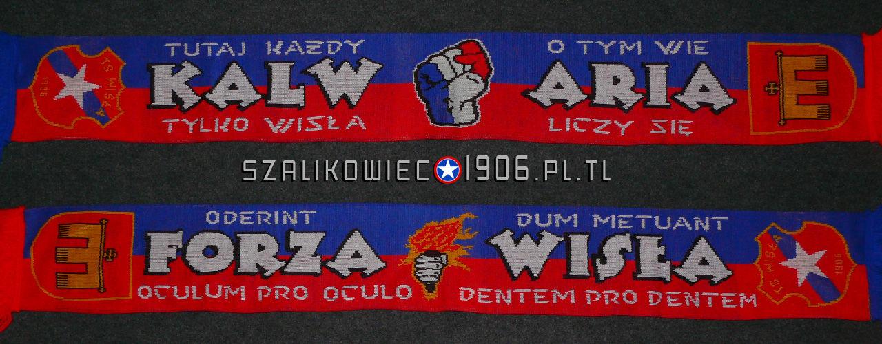 Szalik Wisła Kraków Kalwaria Zebrzydowska Wzór 2