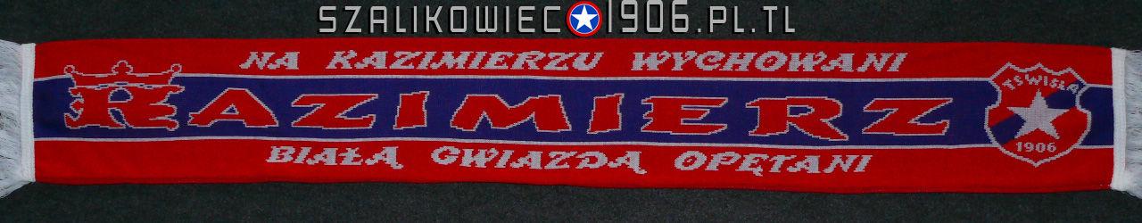 Szalik Wisła Kraków Kazimierz