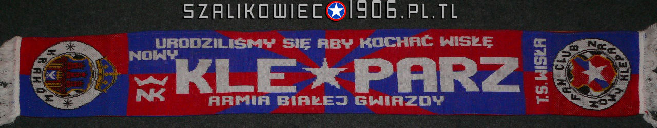 Szalik Wisła Kraków Kelparz
