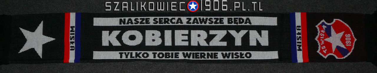 Szalik Wisła Kraków Kobierzyn