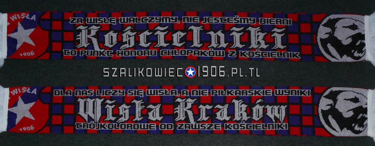 Szalik Wisła Kraków Kościelniki