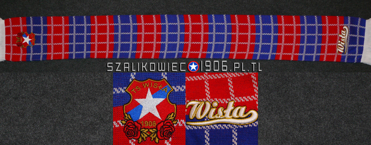 Szalik Kraciak Kobiecy Wisła Kraków