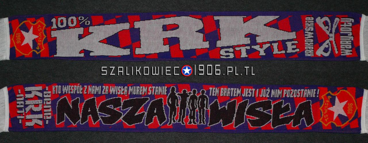 Szalik Krk style Wisła Kraków