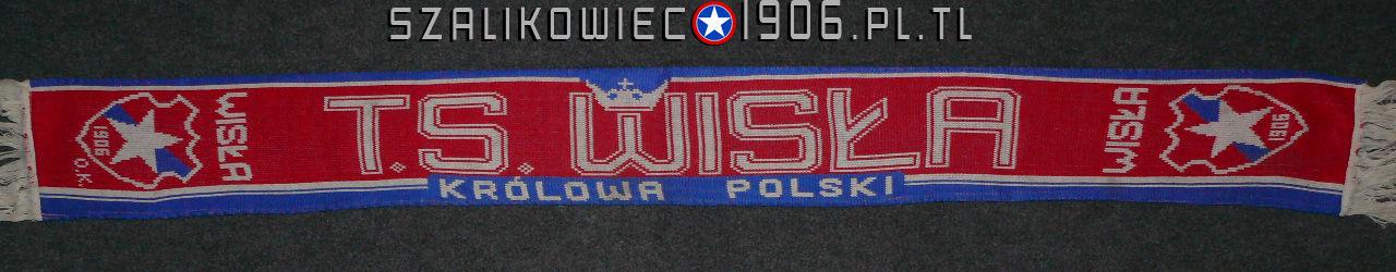 Szalik Królowa Polski Wisła Kraków