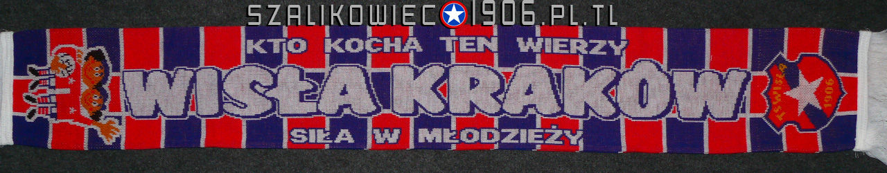 Szalik Kto Kocha Ten Wierzy Wisła Kraków