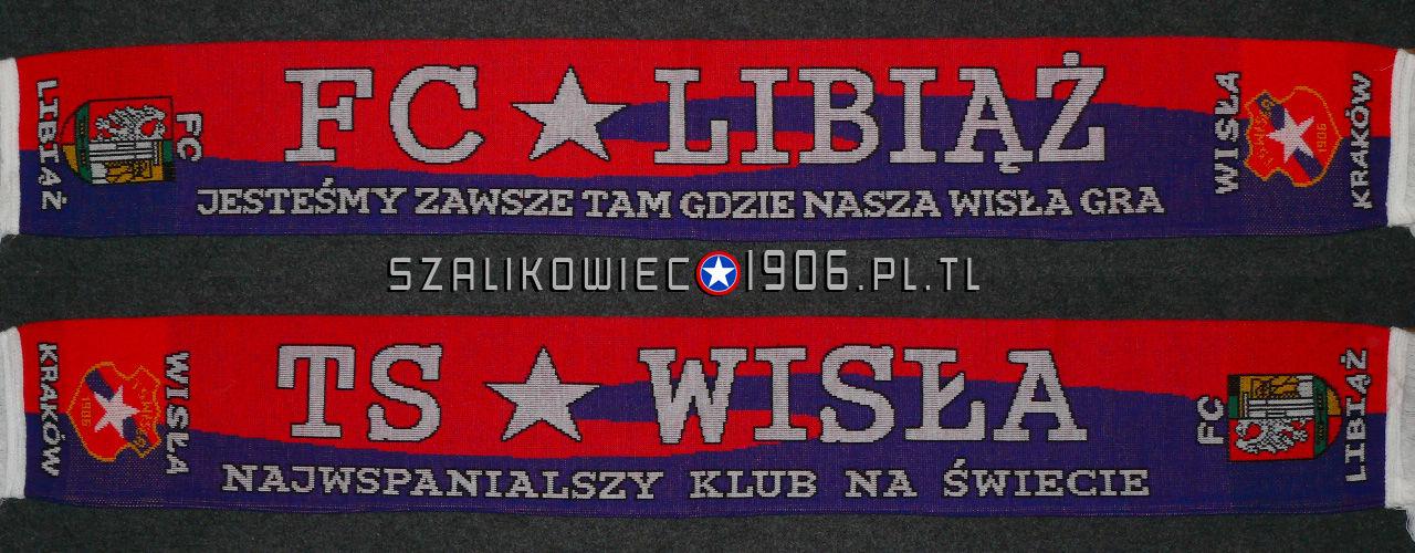 Szalik Wisła Kraków Libiąż