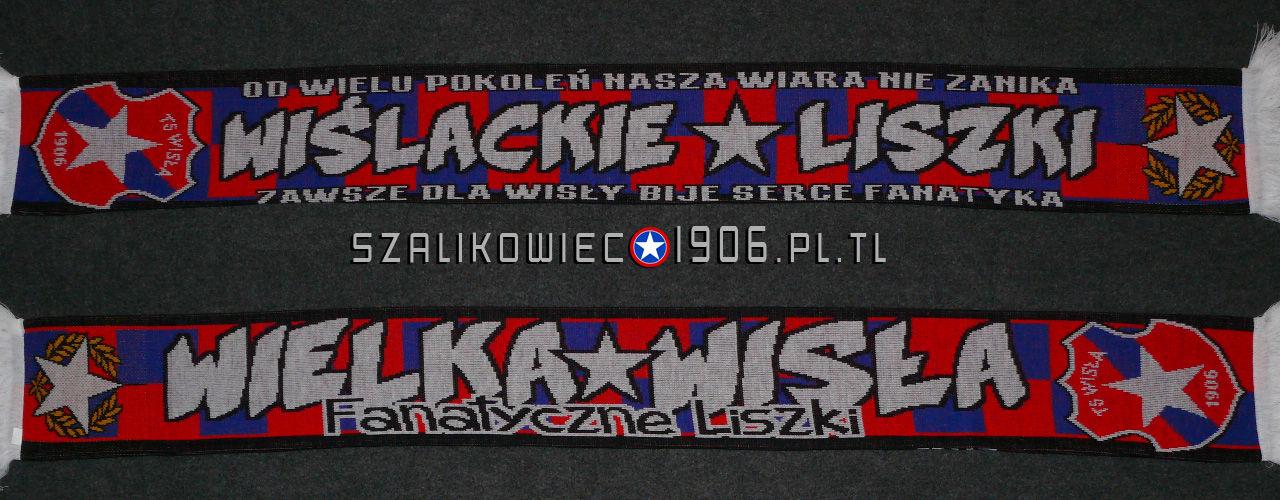 Szalik Wisła Kraków Liszki
