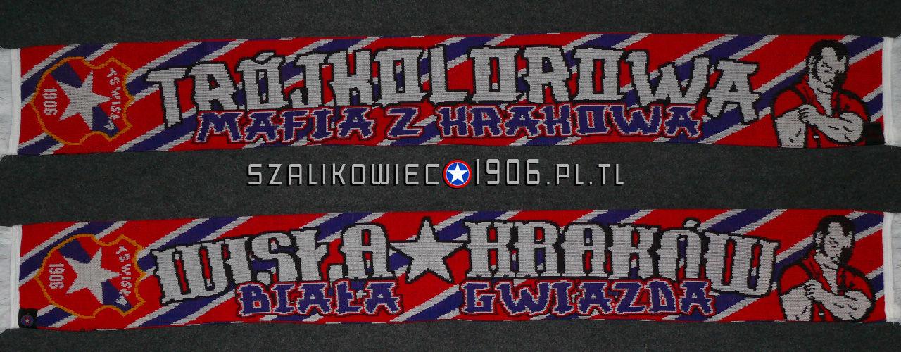 Szalik Mafia Z Krakowa Wisła Kraków