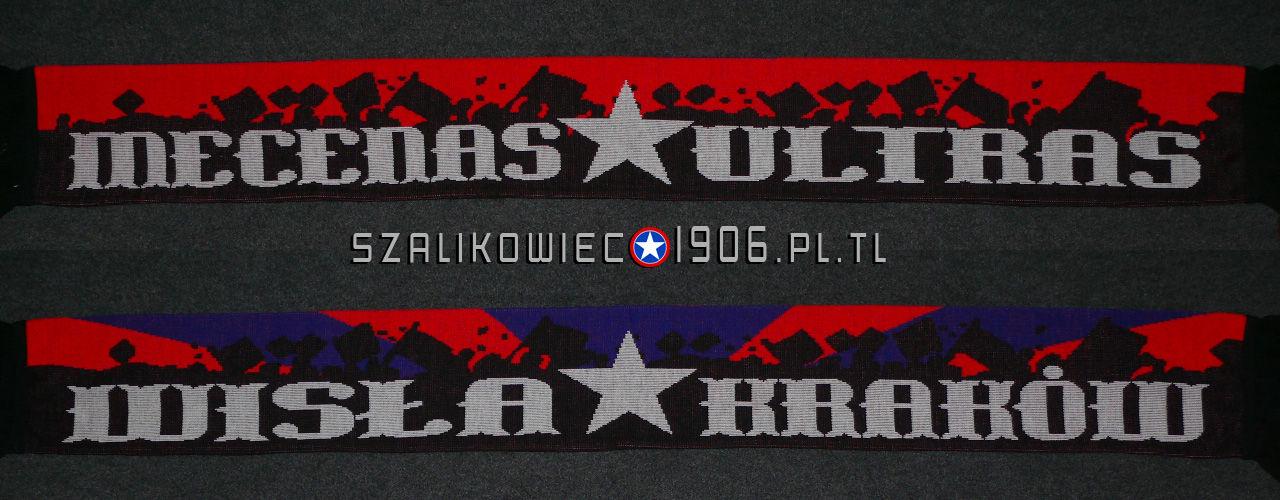 Szalik Mecenas Ultras Wisła Kraków