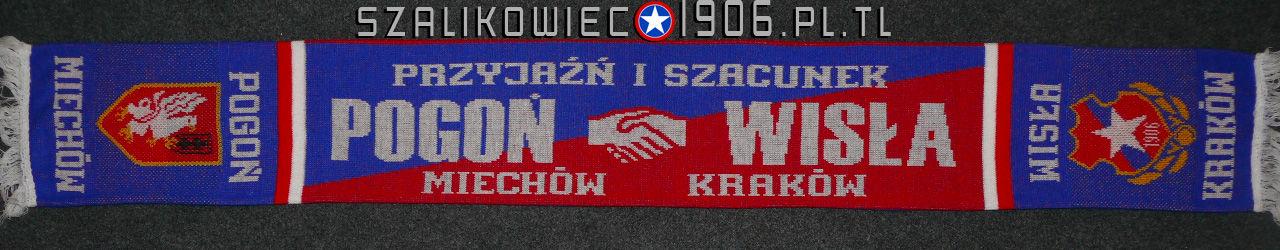 Szalik Wisła Kraków Miechów Wzór 1