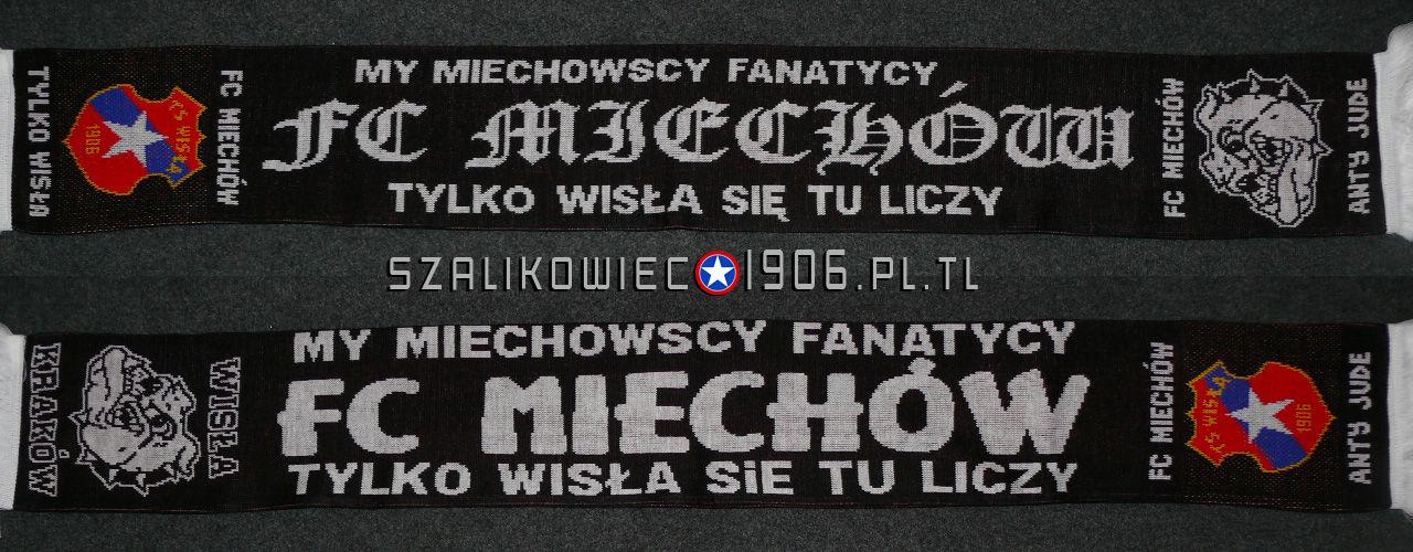 Szalik Wisła Kraków Miechów Wzór 3