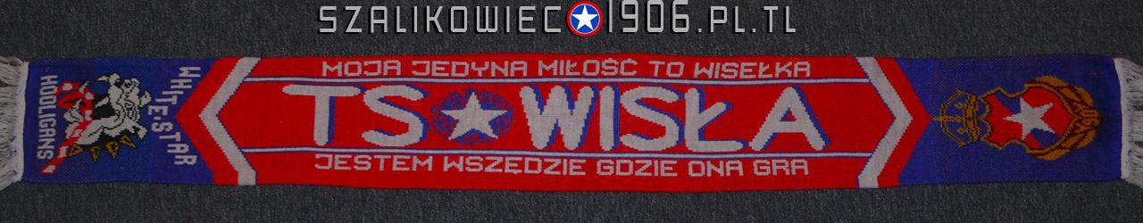 Szalik Moja Jedyna Miłość To Wisełka Wisła Kraków