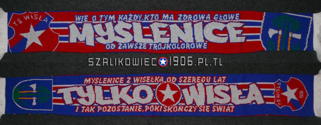Szalik Wisła Kraków Myślenice