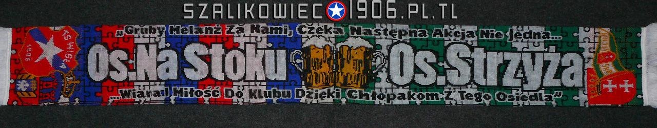 Szalik Wisła Kraków Stoki