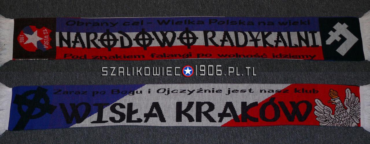 Szalik Narodowo Radykalni Wisła Kraków