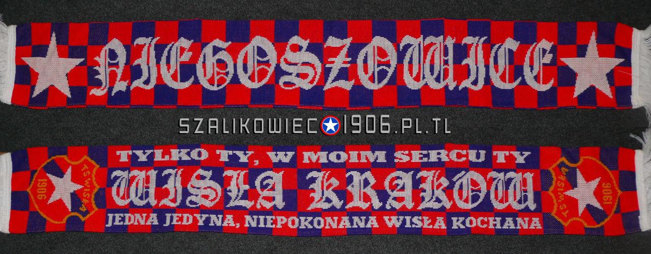 Szalik Wisła Kraków Niegoszowice