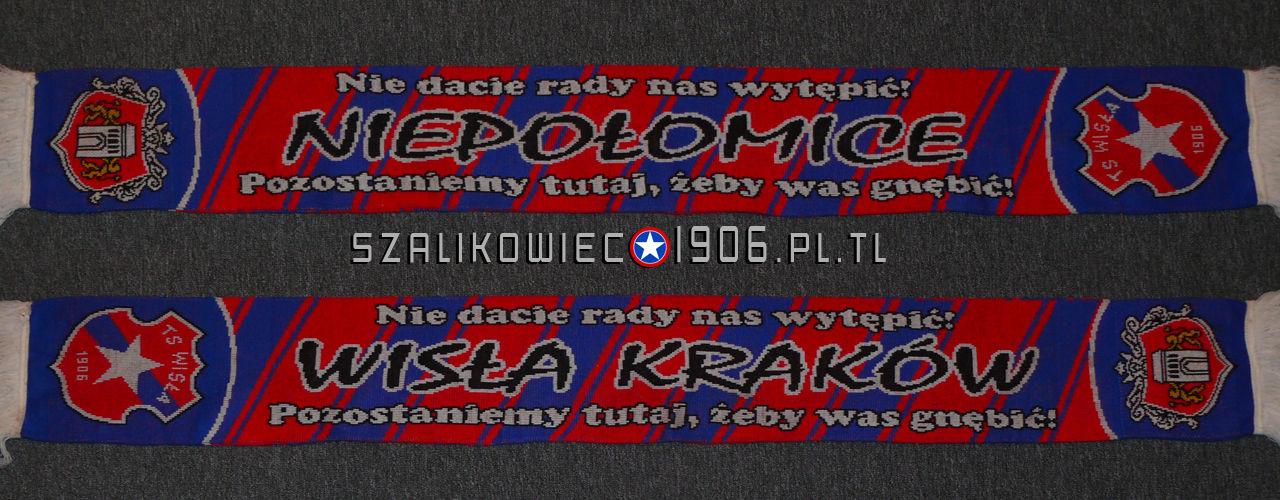 Szalik Niepołomice Wisła Kraków
