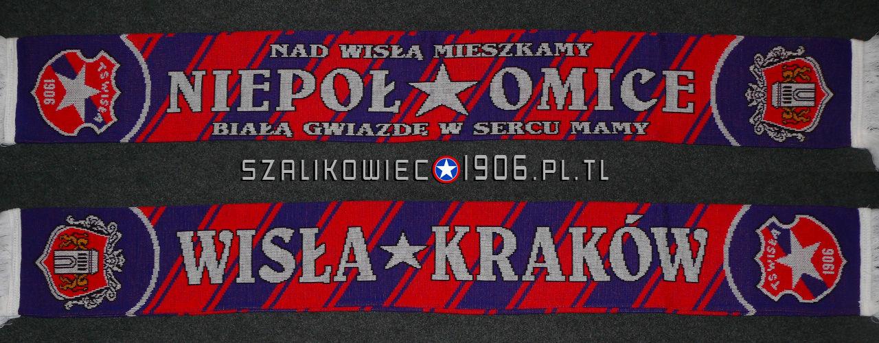 Szalik Wisła Kraków Niepołomice