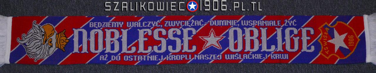 Szalik Noblesse Oblige Wisła Kraków