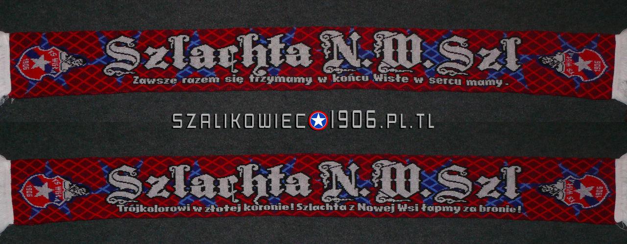 Szalik Wisła Kraków Nowa Wieś Szlachecka