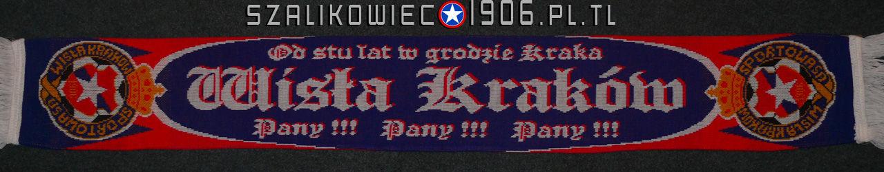 Szalik  100 lat TS Wisla Krakow