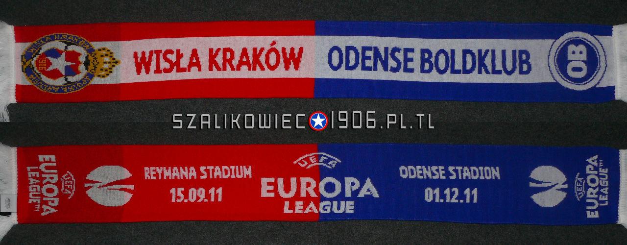 Szalik OB Odense Wisła Kraków 2011