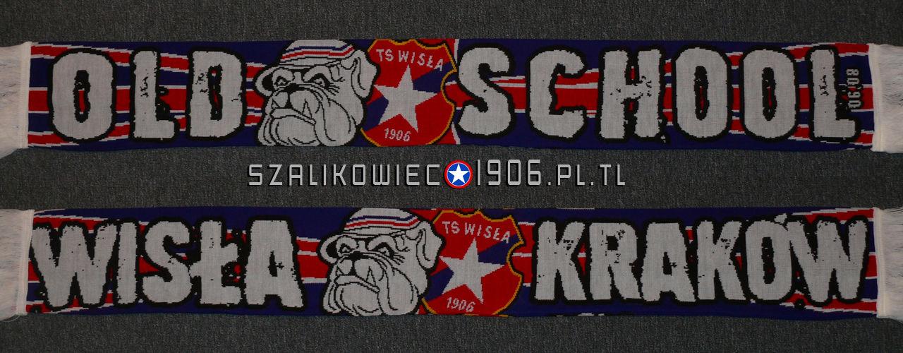 Szalik Wisła Kraków Old School