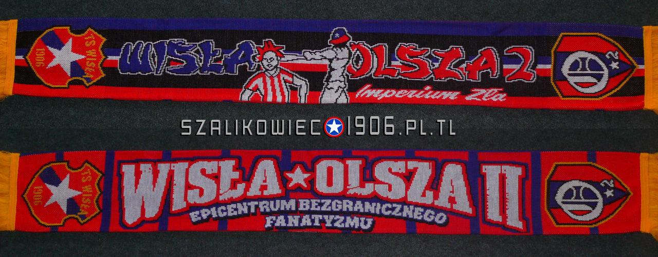 Szalik Wisła Kraków Olsza 2