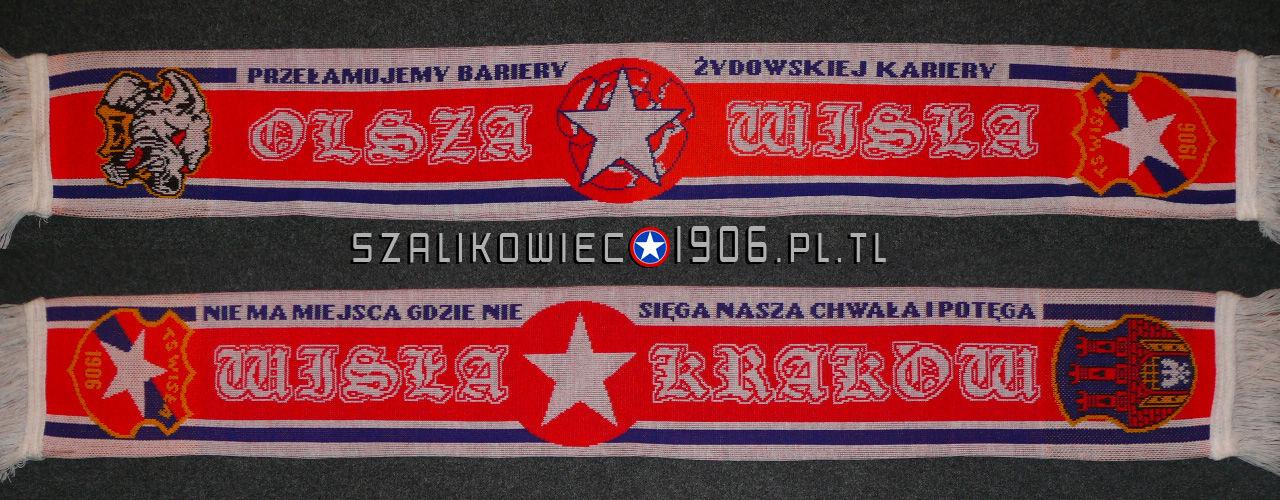 Szalik Wisła Kraków Olsza