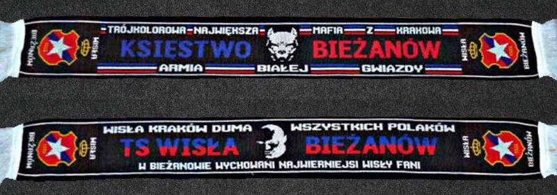 Szalik Bieżanów Wisła Kraków