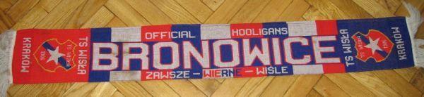 Szalik Bronowice Wisła Kraków