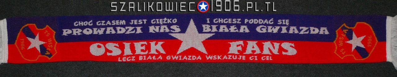 Szalik Wisła Kraków Osiek