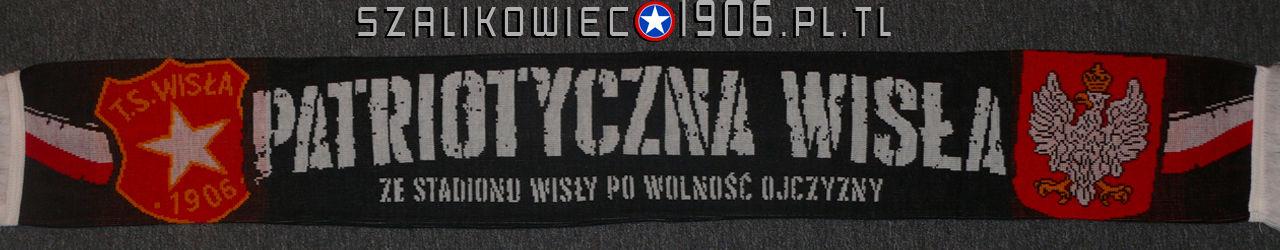 Szalik Patriotyczna Wisła Kraków