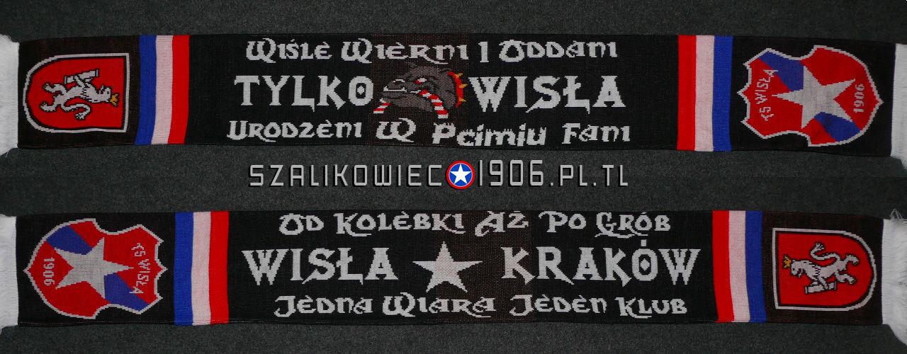 Szalik Wisła Kraków Pcim