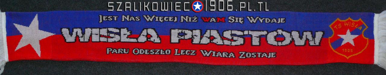 Szalik Wisła Kraków Piastów Wzór 2
