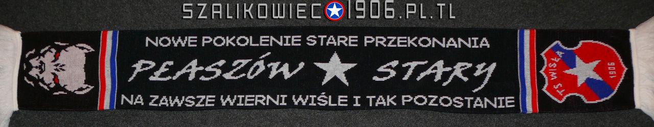 Szalik Wisła Kraków Płaszów Stary Wzór 1